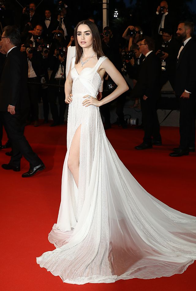 Lily Collins | 2017 Cannes Film Festival