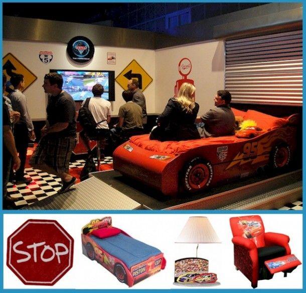 Amazing Cars Bedroom Theme Ideas, Bedroom Ideas, Home Decor