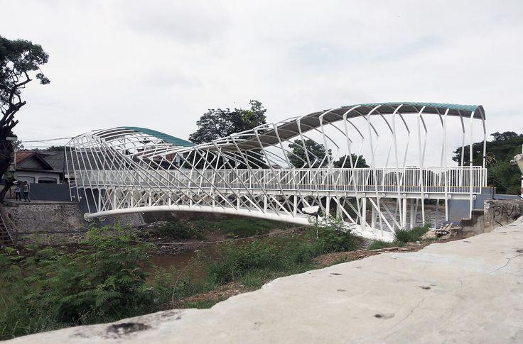JPO (Pedestrian Bridge) Jayakarta - MahaStudio