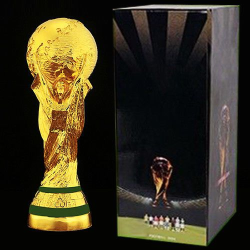 2018 Fifa World Cup Trophy Replica Model Soccer Championship Fans Souvenir 36cm Discount Price 79 99 Buy It Now Free Shipping