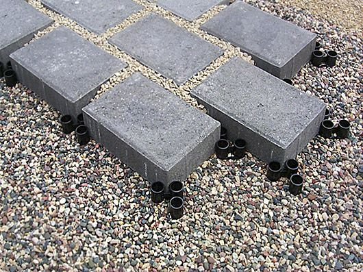 Pavers designed for drainage – By Tom Hatlen