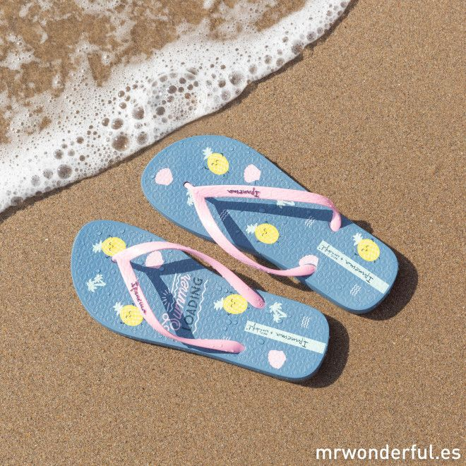 ce3df4790 Ipanema flip-flops - Palm Beach - Mr. Wonderful  mrwonderful   mrwonderfulshop