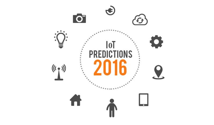 Internet of Things entered the cult of technology in 2015. How will 2016 treat IoT? Have a glimpse at the IoT trends that will dominate 2016.