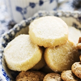 Vaniljstubbar - recipe in swedish