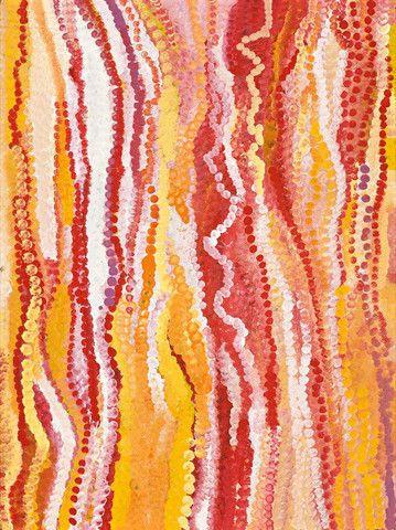 'Wild Plum', Kathleen Kngale, 2011