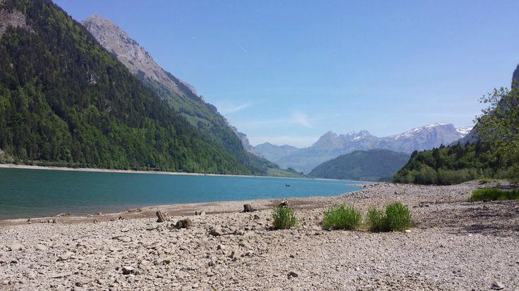Klontalersee (lake) - Glarus, Switzerland