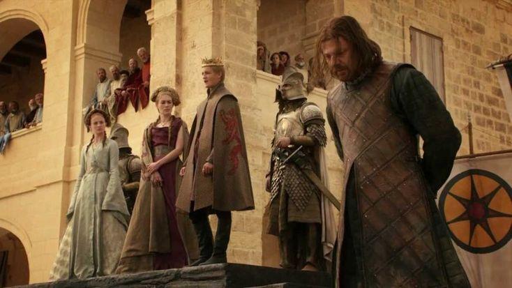 Cinque scioccanti scene di Game of Thrones