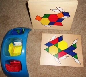 Melissa and Doug Montessori Shapes