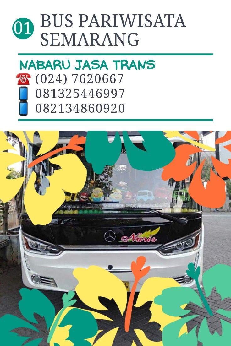 Harga Rental Sewa Bus Pariwisata emarang , Travel Semarang