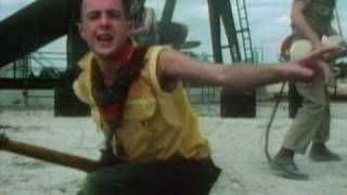 "The Clash - Rock The Casbah - 1982   ""In Memory of Joe Strummer:"" Co-founder, lyricist, rhythm guitarist and lead vocalist of the British punk rock bank,     ""The Clash.""  Formerly known as: John Graham Mellor     (21 August 1952 - 22 December 2002)  R.I.P. Brother..."