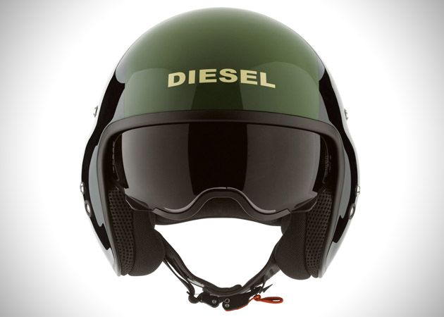 Casque de moto Diesel Hi Jack Open Face