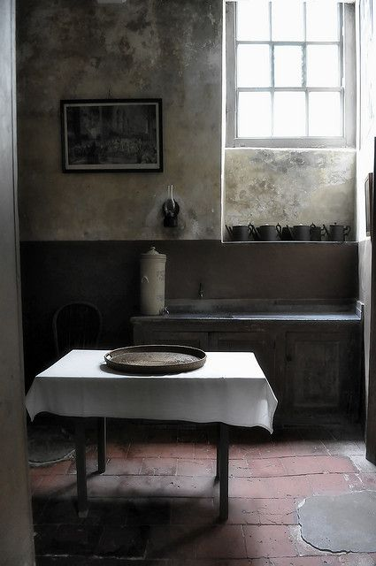 Still life - Table - window