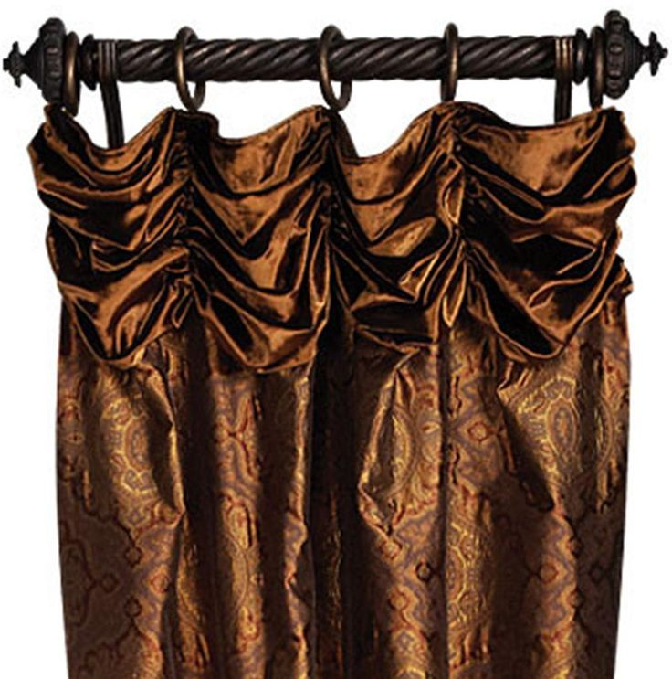 143 best CURTAINS images on Pinterest | Sheet curtains, Window ...