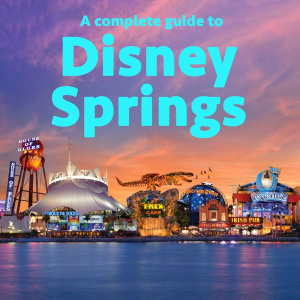 (Article last updated: July 5, 2016) Disney Springs has been undergoing a million changes the last few years as many parts have been transformed, and lots of things added. Let's take a look... What is Disney Springs? Disney Springs (which was known as Downtown Disney up until September of 2015)...