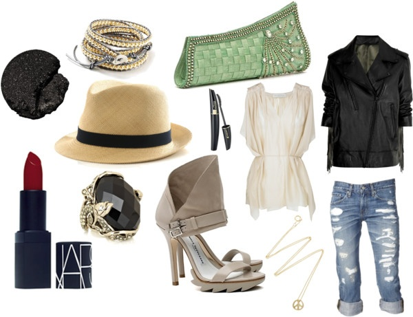 """Night out"" by alisinwonderland on Polyvore"