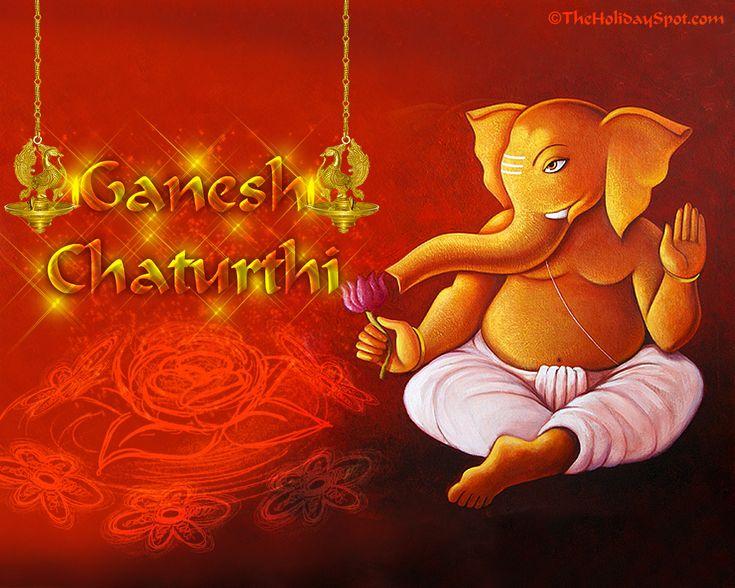 Happy Ganesh Chaturthi Wallpapers