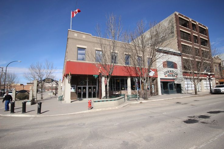 108 Main St. N., Moose Jaw. Arguably the finest commercial real estate location in Moose Jaw. Call Brian Walz at Royal LePage Landmart – (306)694-8082, or cell – (306)631-1229.  For More Details please visit our Website at www.royallepagelandmart.com