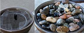 cómo hacer una fuente de agua casera para el jardín, como fabricar una fuente de…