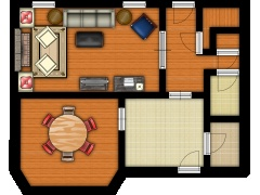 Floorplanner, a free and easy way to plan room layouts