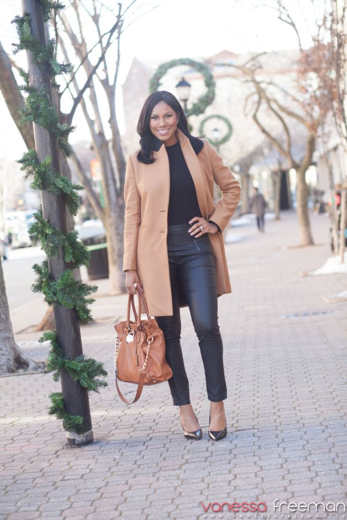 This Zara Camel Coat will get you though and in-between all the seasons!  Perfect style AND color!