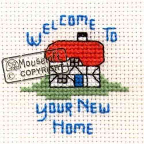 Special Occasions Cross Stitch Kit - New Home