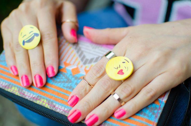Knapp Time: Emoji Rings