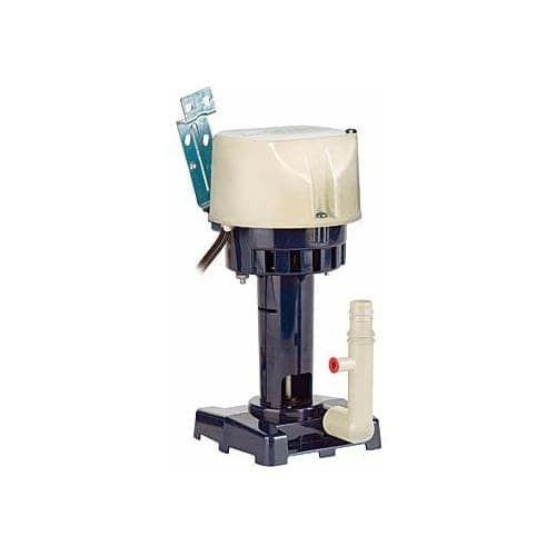 Little Giant 542015 563 GPH 230V Evaporative Cooler Pump, Silver steel