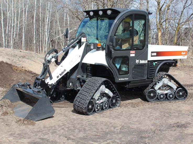 Off-Road Vehicle | MATTRACKS does it again, introducing the NEW 65M1-A1-TC Model to its ...