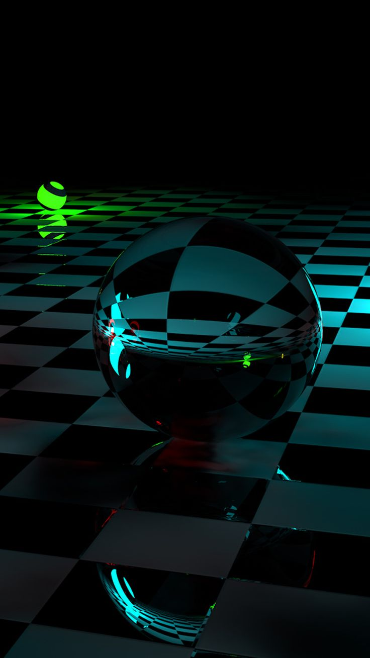 3D Crystal Balls HD Photo Hd phone wallpapers, Mobile