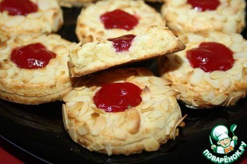 Венское творожное печенье - кулинарный рецепт