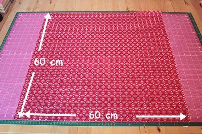 Schrägband herstellen (größere Menge) Farbenmix