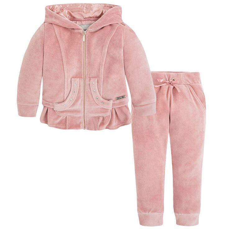 Velour tracksuit Pinks - Mayoral