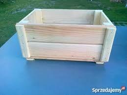Znalezione obrazy dla zapytania skrzynki drewniane