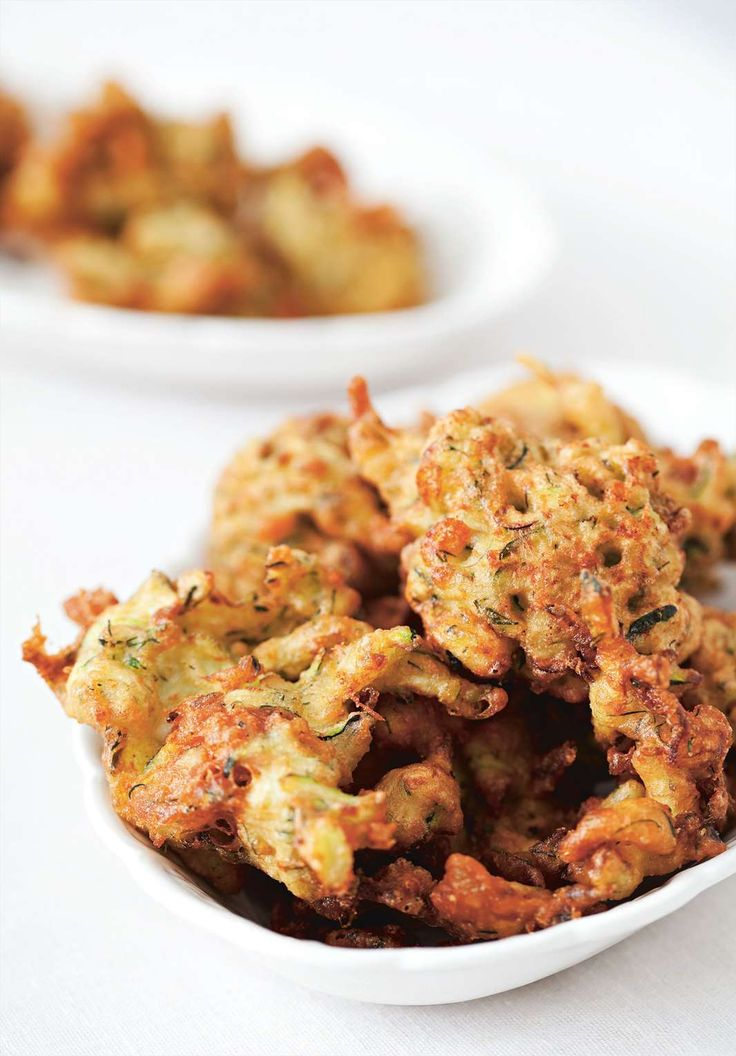 Courgette fritters by Rebecca Seal from Istanbul | Cooked