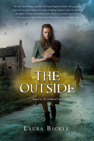 The Outside, by Laura Bickle