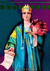 #15 (Required) -- Read the Book of Esther.  Make a list of her qualities.  Which characteristic do you admire most?  What would her story look like in present times?
