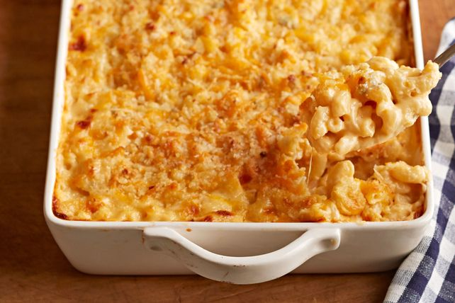 Dish up some deliciousness with our Baked Elbow Macaroni and Cheese. This Baked Elbow Macaroni and Cheese casserole is a great way to make mac and cheese.