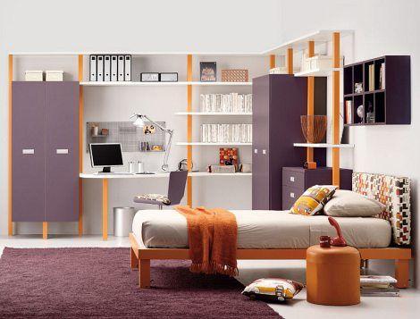 Teenager Bedroom Design Ideas from Tumideispa