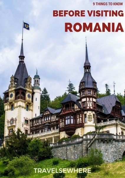 9 Things to Know Before Visiting Romania via /travelsewhere/