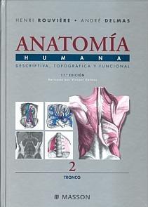 Anatomia humana, descriptiva topográfica y funcional  /  Rouvière, H.  http://mezquita.uco.es/record=b1460719~S6*spi