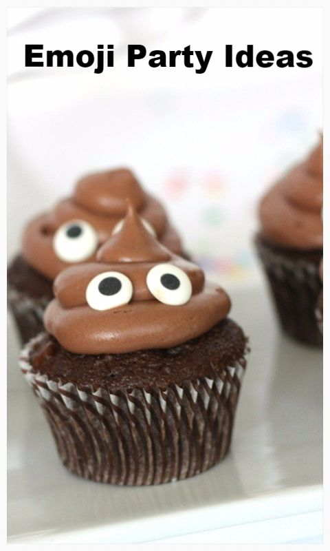 Share Your Emotions With These Emoji Party Ideas #Emoji #PartyIdeas #decorations