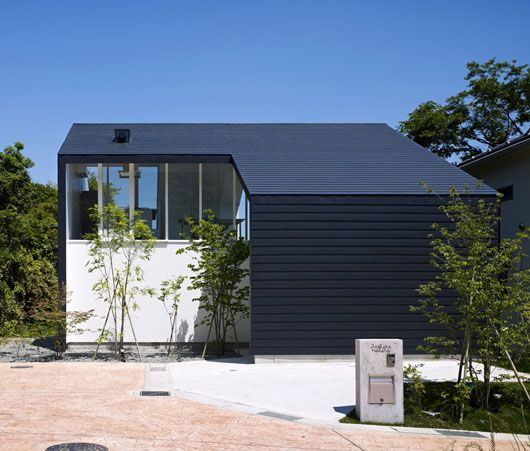 Japanese Small House Design by Muji Japanese Retail Company ...
