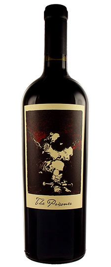 "The label caught my eye, but it is rated very good. 2011 year    2006 Orin Swift Cellars ""The Prisoner"" Napa Valley Red Blend - SKU 1034130"