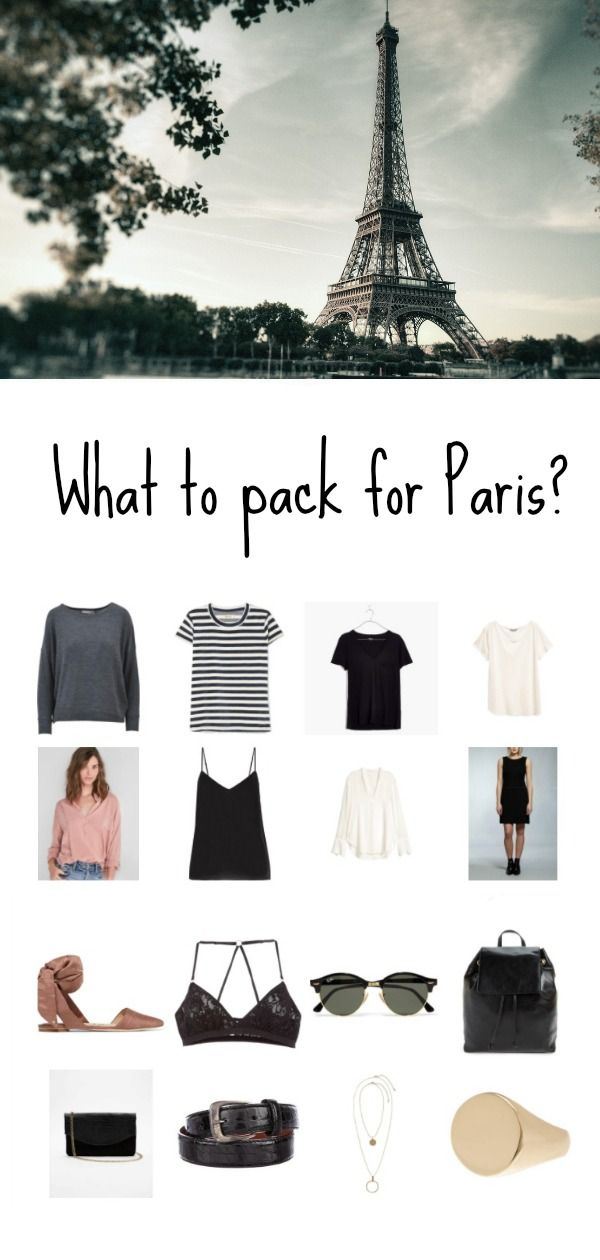Are you traveling to Paris and you're unsure what to pack and what to wear? Check our list of travel essentials and capsule wardrobe ideas to travel light and in style to Paris. Know some basic rules on how to dress like a Parisian without compromising your comfort while exploring Paris - day and night! What to pack for Paris in spring? Paris in spring - Paris packing list - dress like a Parisian - how french women dress - which shoes to wear in Paris