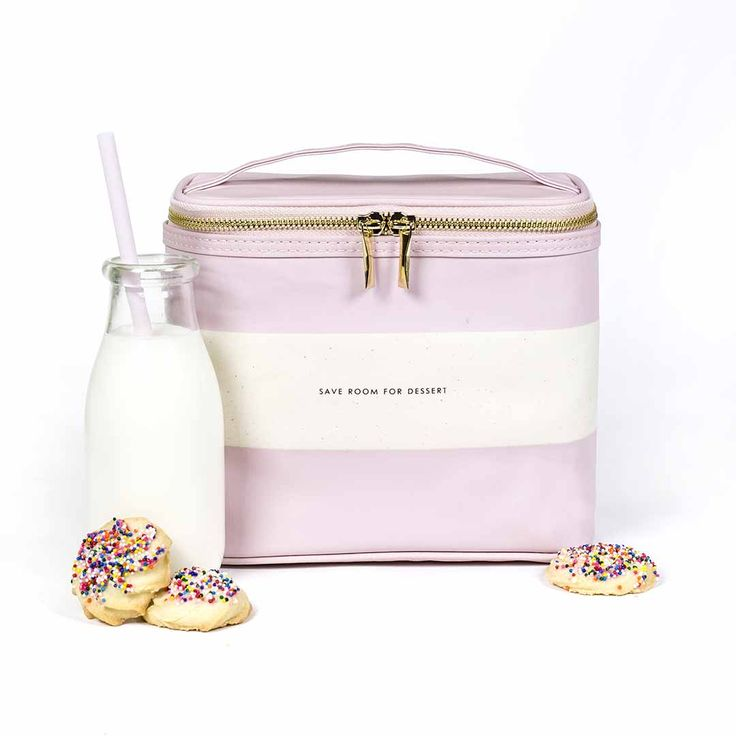 kate spade new york lunch tote, save room for dessert