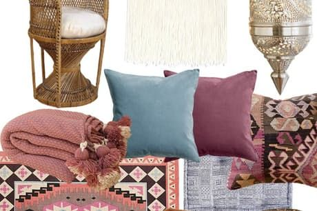 Discover Your Home Decor Personality: Artful Bohemian | Apartment Therapy