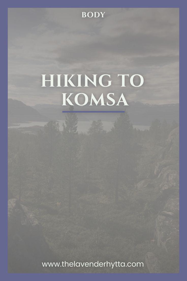 Komsa | Hiking | Hiking to Komsa | Norway | Norge | Life in Norway | Hiking with Kids | via /lavenderhytta/