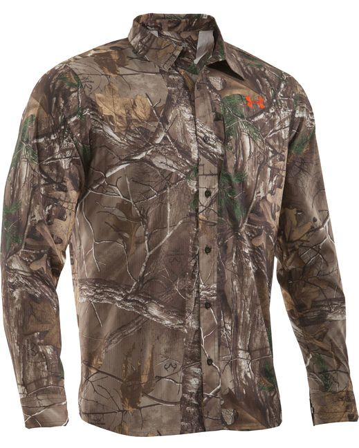 Under Armour Men's Performance Field Shirt  http://www.countryoutfitter.com/products/47850-mens-performance-field-shirt
