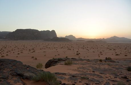 Tips de viajero: Wadi Rum: tocado por la mano de Dios