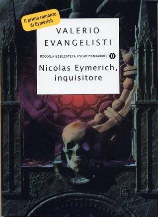 Il primo libro della più famosa serie di Evangelisti (anche se non la più apprezzata per quanto mi riguarda).